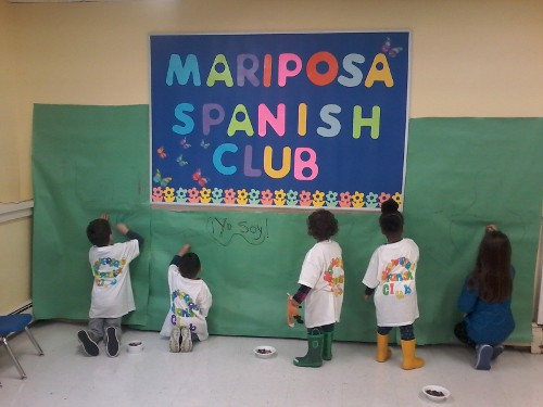 Mariposa Spanish Club